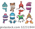 Winter clothes for kids 32231944
