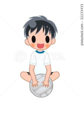 baby boy, boy, elementary student 32233433