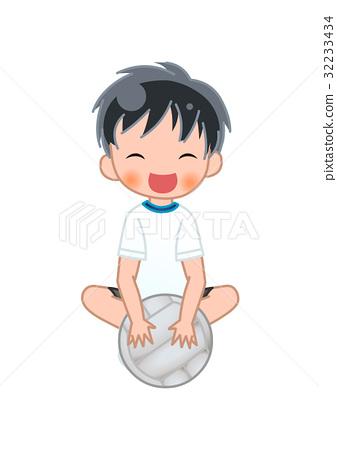 baby boy, boy, elementary student 32233434