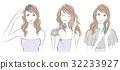 女生 女孩 女性 32233927