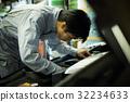 mechanic, automobile, motorcar 32234633