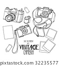photo, vector, card 32235577