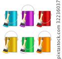 罐子 罐頭 桶 32236037