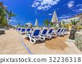 summer resort canary 32236318