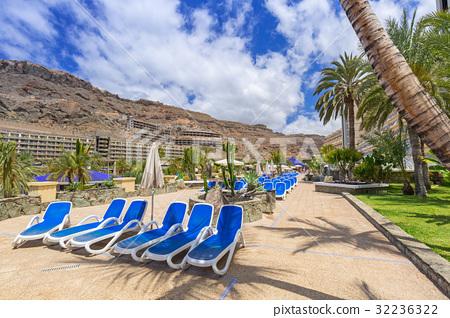 Sun holidays on Canary islands, Gran Canaria Spain 32236322