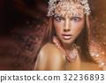 Queen makeup 32236893
