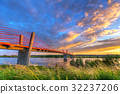 bridge, poland, vistula 32237206