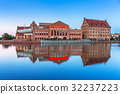 gdansk, poland, old 32237223