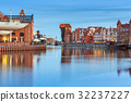 gdansk, poland, old 32237227