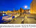 gdansk, poland, old 32237249