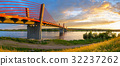 bridge, poland, vistula 32237262