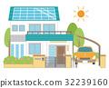 独立住宅 独立式住宅 房屋 32239160