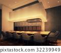 餐廳 飯店 室內裝飾 32239949