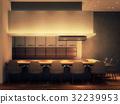 restaurant, western food restaurant, interior 32239953