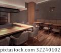 餐廳 飯店 室內裝飾 32240102