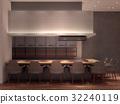 restaurant, western food restaurant, interior 32240119