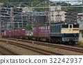 貨運列車 火車頭 機車 32242937