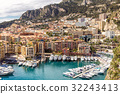Monaco Fontvieille cityscape 32243413