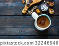 Winter hot chocolate 32246948