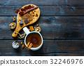 Winter hot chocolate 32246976