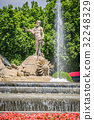 Fountain of Neptune (Fuente de Neptuno)  32248329