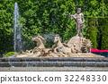 Fountain of Neptune (Fuente de Neptuno)  32248330