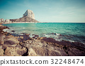 Famous Mediterranean Resort Calpe in Spain 32248474
