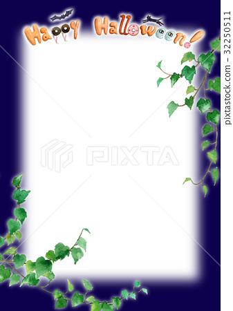 할로윈 메시지 카드 32250511