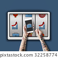 Casino Roulette Game Gamble Business 32258774