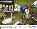 Barbeque cooking outdoor leisure party 32260299