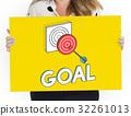 Goal focus aim sucess graphic 32261013