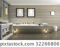 bathroom bathtub interior 32266806