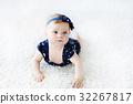newborn, girl, baby 32267817