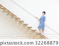 成熟的女人 一個年輕成年女性 女生 32268879
