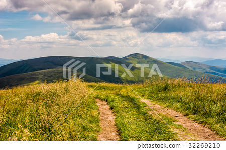 beautiful summer landscape in mountains 32269210