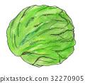 야채, 채소, 일러스트 32270905