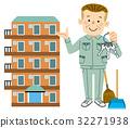 condo, condominium, male 32271938