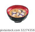 miso, soup, food 32274356