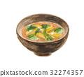 miso, soup, food 32274357