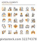 Hospital Elements  32274378