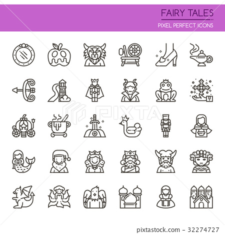 Fairy Tales Elements   32274727