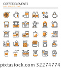 Coffee Elements  32274774