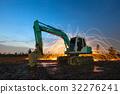 excavator machine 32276241