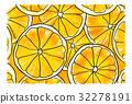 Slices of orange 32278191