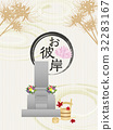坟墓 彼岸(日本佛教徒假期) 节分祭 32283167