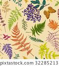 natural, leaf, drawing 32285213