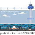 航空 飛機 廣告 32287087