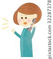 通过电话索赔 - 女性 32287378