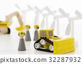 風力發電風車施工建築施工土木工程生態ECO能源 32287932