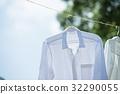 셔츠, 흰색 셔츠, 흰 셔츠 32290055